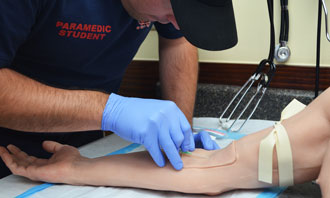 Medical Training Using a Part Task Trainer by SIMETRI