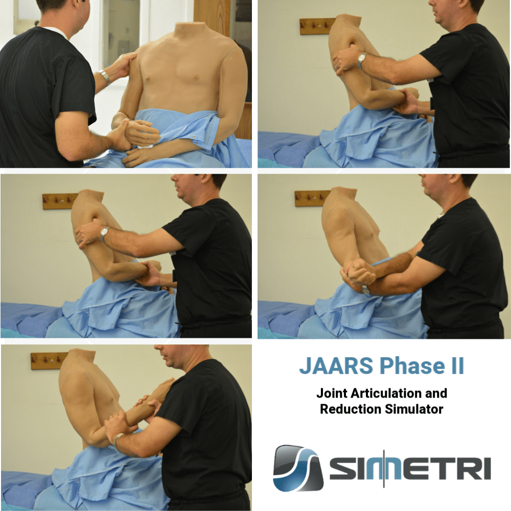 SIMETRI Merges Technology, Medical Expertise in Second Phase of JAARS
