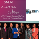 SIMETRI Recognized as 2019 Don Quijote Finalist